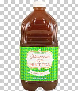 Maghrebi Mint Tea Moroccan Cuisine Green Tea Iced Tea PNG