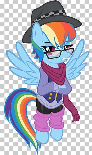 Rainbow Dash Pony Rarity Fluttershy PNG