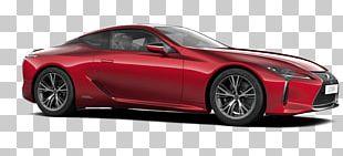 Lexus IS Sports Car 2018 Lexus LC PNG