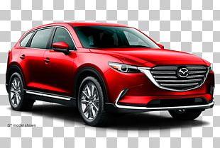 2018 Mazda CX-9 2017 Mazda CX-9 Car Mazda CX-5 PNG
