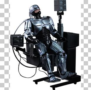 Action & Toy Figures RoboCop Versus The Terminator Hot Toys Limited Die-cast Toy Collectable PNG