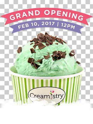 Ice Cream Creamistry Knickerbocker Glory Fried Ice Food PNG