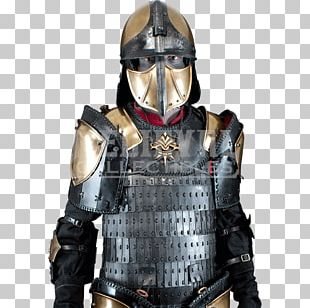 Body Armor Japanese Armour Cuirass Plate Armour PNG