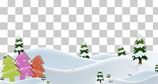 Snowman Poster Christmas Tree Winter PNG