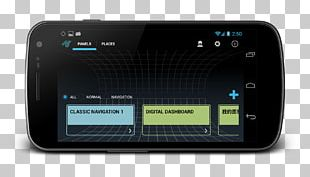 Head-up Display Sygic Smartphone Computer Software Global Positioning System PNG