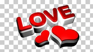 Love 3D Computer Graphics Heart Desktop PNG