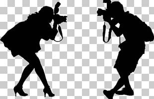 Photography Photographer Silhouette PNG