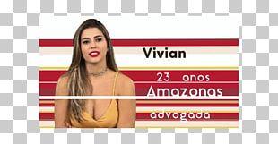 Big Brother Brasil 17 Logo Advertising Long Hair Font PNG