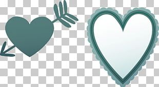 Creative Design Heart-shaped Valentine's Day PNG