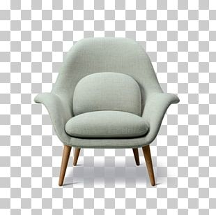 Eames Lounge Chair Fredericia Furniture Wing Chair Couch PNG