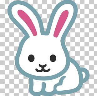 Samsung Galaxy S7 Emoji Rabbit Sticker Computer PNG