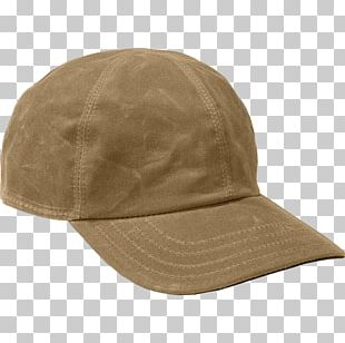 Baseball Cap Waxed Cotton Stormy Kromer Cap PNG