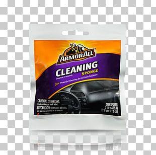 Car Wash Armor All Cleaner Sponge PNG