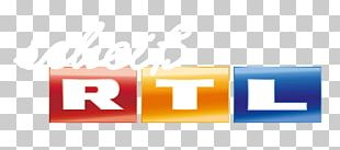 RTL Television Germany Logo Television Channel PNG