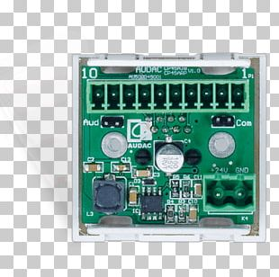 Microcontroller Electronics Electrical Network AUDAC CP45ARJ Electronic Engineering PNG