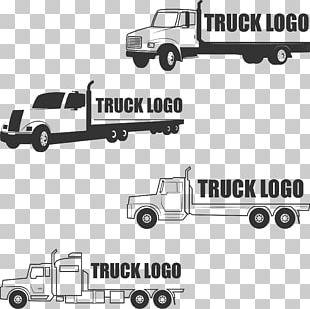 Logo Car Truck PNG