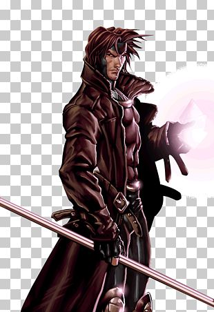 Gambit Professor X Cyclops Rogue X-Men PNG