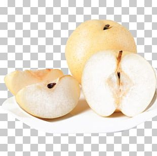 Asian Pear Pyrus Nivalis Auglis PNG