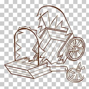 Covered Wagon Drawing Graphics PNG