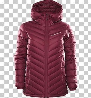 Hood Fleece Jacket Daunenjacke Clothing PNG