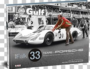 Sports Car Porsche Special Edition PNG