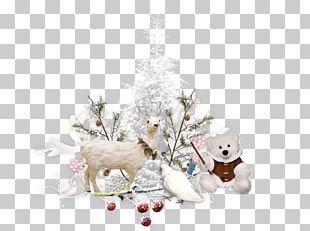 Christmas Decoration Santa Claus Winter Snowman PNG