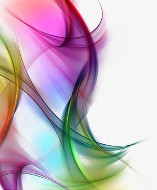 Dream Gorgeous Color Background PNG