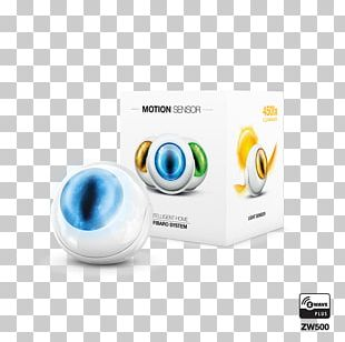 Home Center 2 Motion Sensors Fibar Group Home Automation Kits PNG