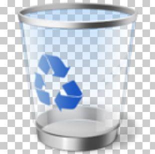 Trash Recycling Bin Rubbish Bins & Waste Paper Baskets Windows 7 PNG