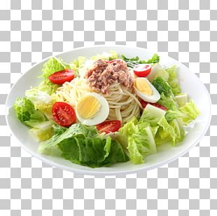 Caesar Salad Tuna Salad Vegetarian Cuisine Asian Cuisine Side Dish PNG