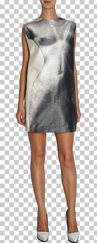 Shoulder Cocktail Dress Sleeve PNG