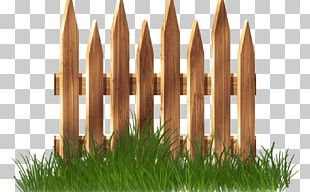 Picket Fence Garden Lawn PNG
