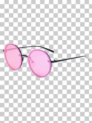 Goggles Sunglasses Light Cat Eye Glasses PNG