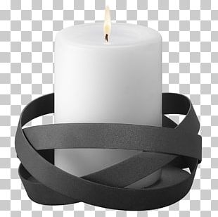 Candlestick Table Ribbon PNG
