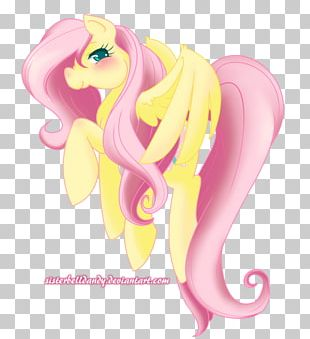 Vertebrate Horse Cartoon Pink M PNG