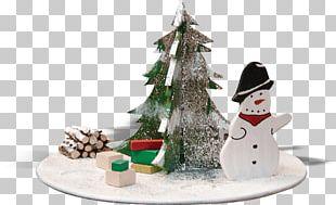 Ded Moroz Christmas Tree Snowman PNG