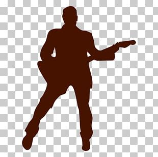 Dance Silhouette Musician PNG