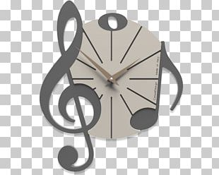 Clock Musical Note Musical Theatre Clef PNG