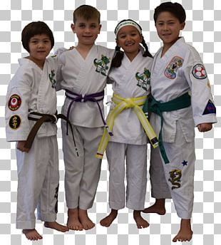 Karate Dobok Bennati's Martial Arts Isshin-ryū PNG