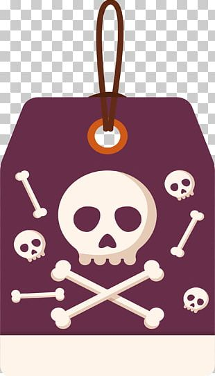 Skeleton Halloween Promotional Ornaments PNG