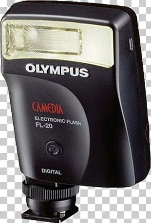 Camera Flashes Olympus FL 20 Olympus FL-LM2 Flash Olympus FL-600R PNG