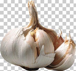 Garlic Opened PNG