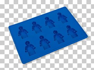 Ice Cube Lego Minifigure Tray Toy PNG