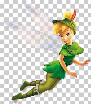 Disney Fairies Tinker Bell Peter Pan Vidia Pixie Hollow PNG
