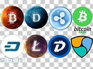 Logo Brand Bitcoin Font PNG
