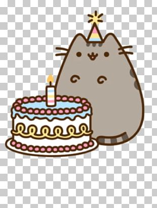 Birthday Cake Wedding Cake Cupcake Cat PNG