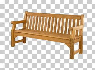 Garden Furniture Bench Park PNG
