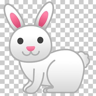 Domestic Rabbit Easter Bunny Hare Happy Easter PNG