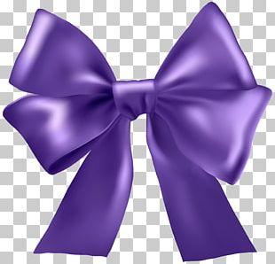 Purple Ribbon Awareness Ribbon Violet PNG