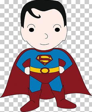 Superman Batman Superhero Spider-Man Thor PNG